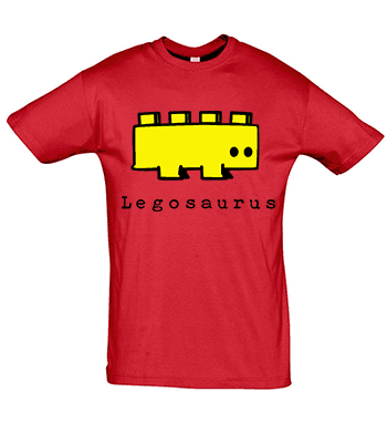 legosaurus A