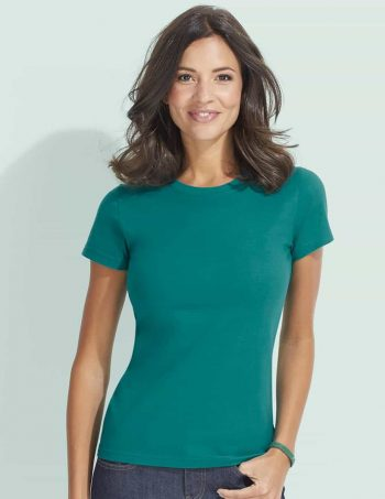 dámské tričko s krátkým rukávem imperial women premium