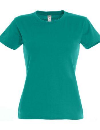 dámské tričko s krátkým rukávem imperial women premium eshop