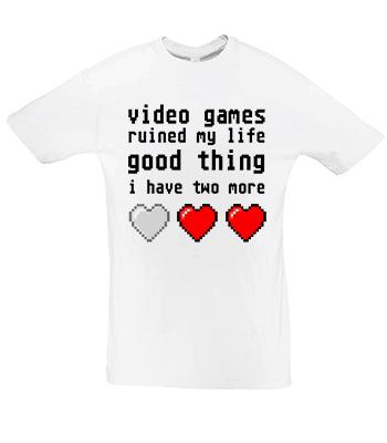 video games A