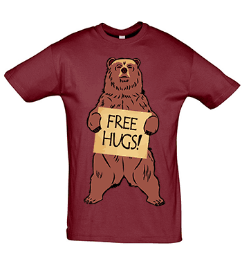 free hugs A