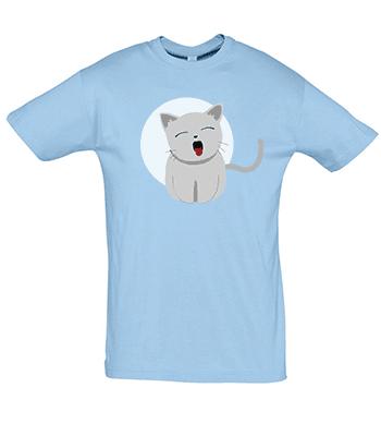 kočka03 b sky blue