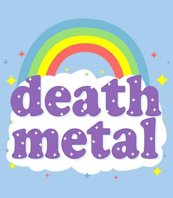 Potisk trička death metal