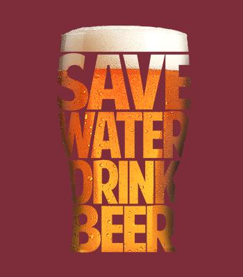 save water B burgundy