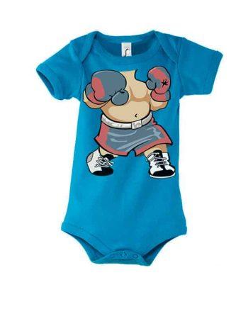 kojenecké body boxer
