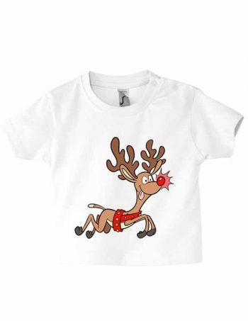 Vánoční dětské tričko