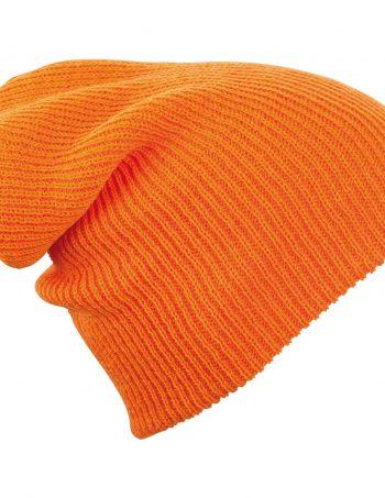 Pletená dlouhá čepice