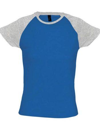 dámské kontrastní tričko milky náhled eshop
