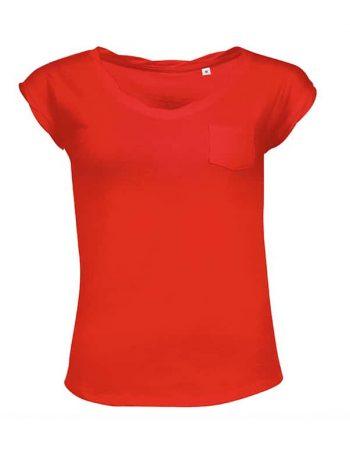 dámské tričko mod náhled eshop
