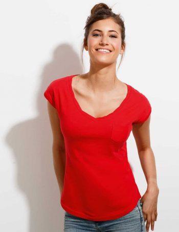dámské tričko mod woman