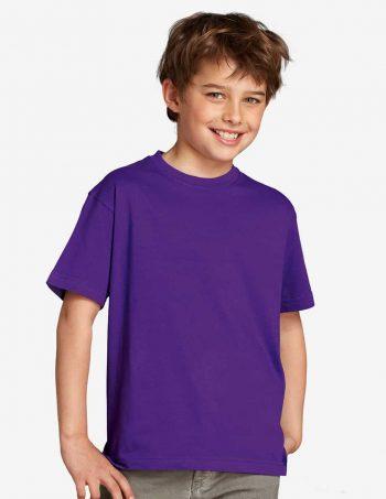 dětské tričko s krátkým rukávem REGENT KIDS