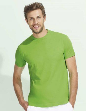 pánské tričko s krátkým rukávem basic