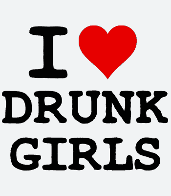 i drink B
