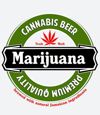 marihuana beer B white