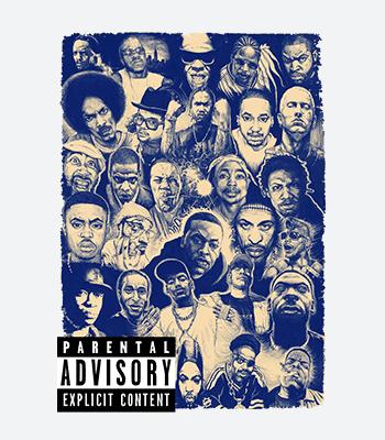rap B white
