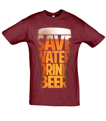 save water A
