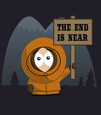 the end B navy