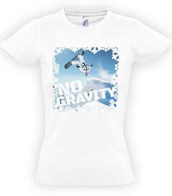 Dámské snowboardové tričko